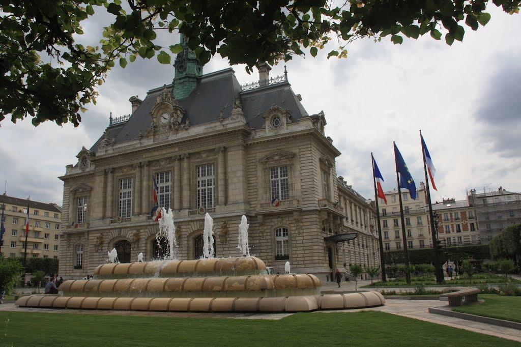 APPARTEMENT DE 3 PIECES - HOTEL DE VILLE DE LEVALLOIS