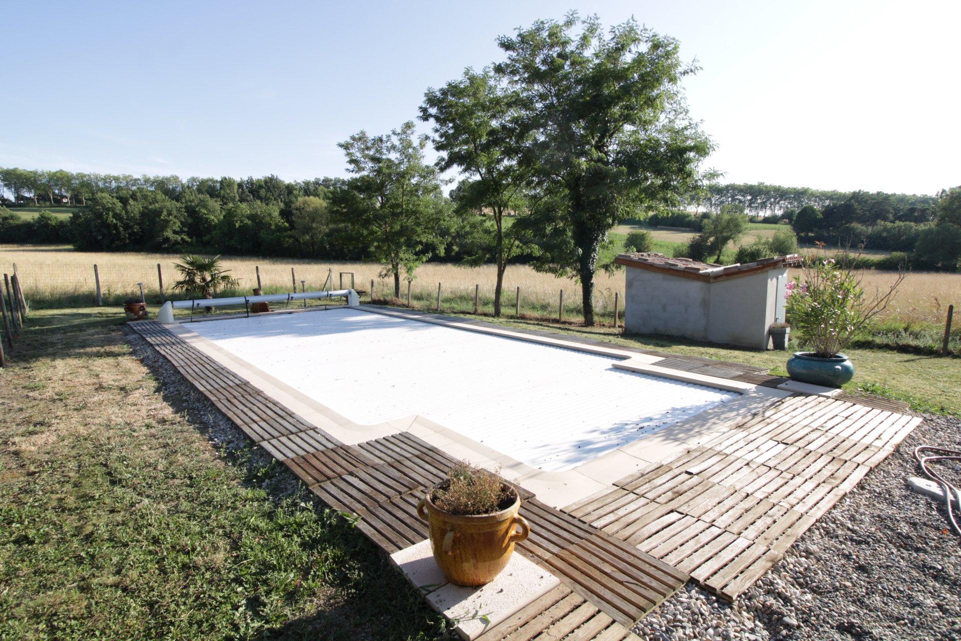 Salvagnac - Belle maison de caractère rénovée de 215m2  à 15mn de Rabastens et de Gaillac