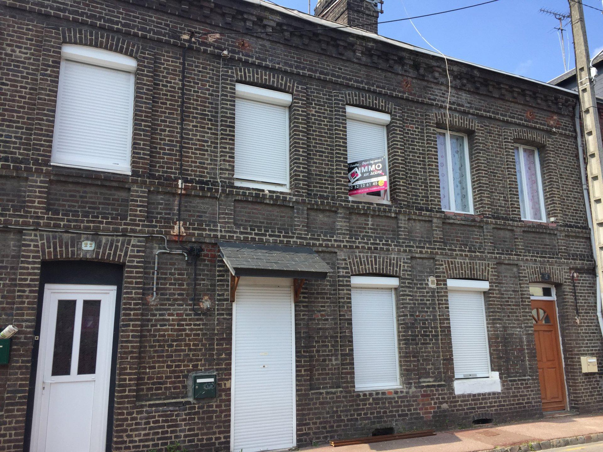 EXCLUSIF : maison de ville idéale première acquisition ou investisseur