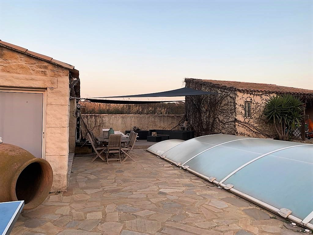 VENTE VILLA 160m² /piscine PORT DE BOUC