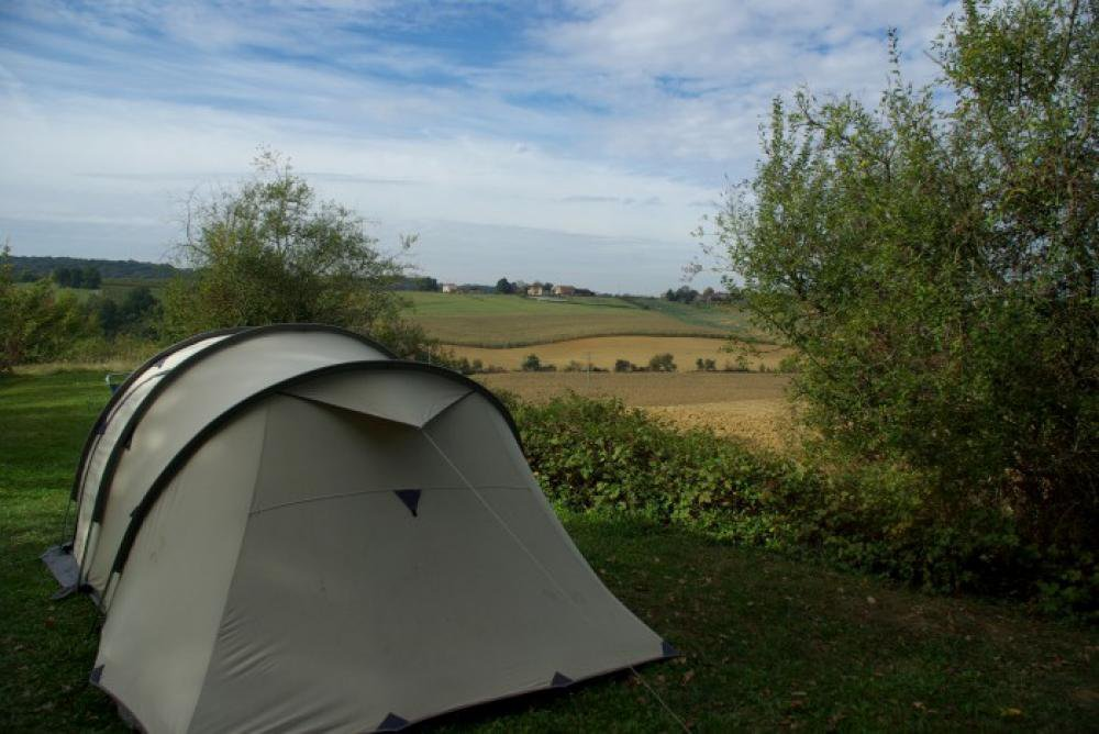 Mini-campsite  in the Gers / Midi-Pyrenees
