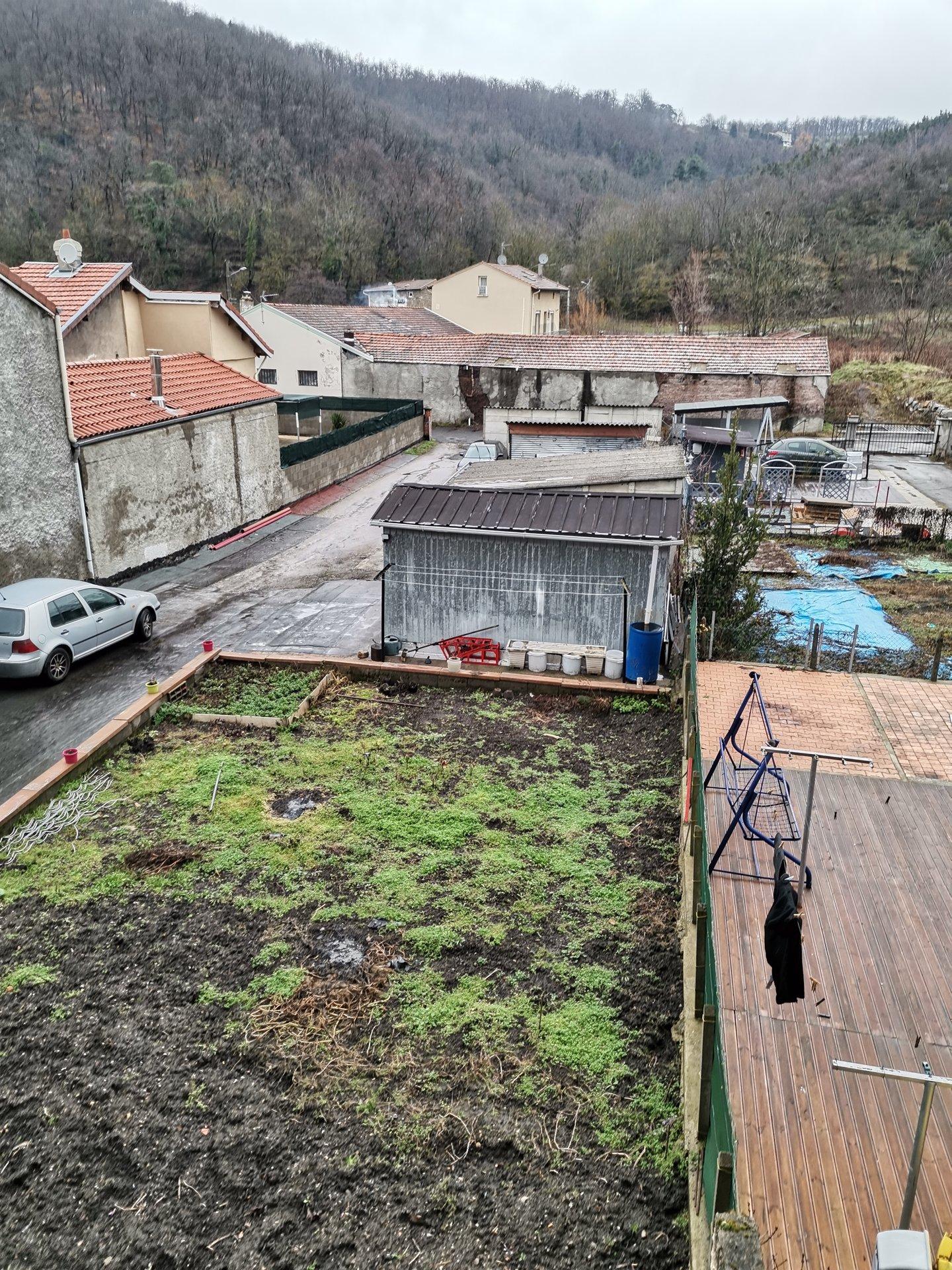 Appart de 52 m² avec 2 garages et parking
