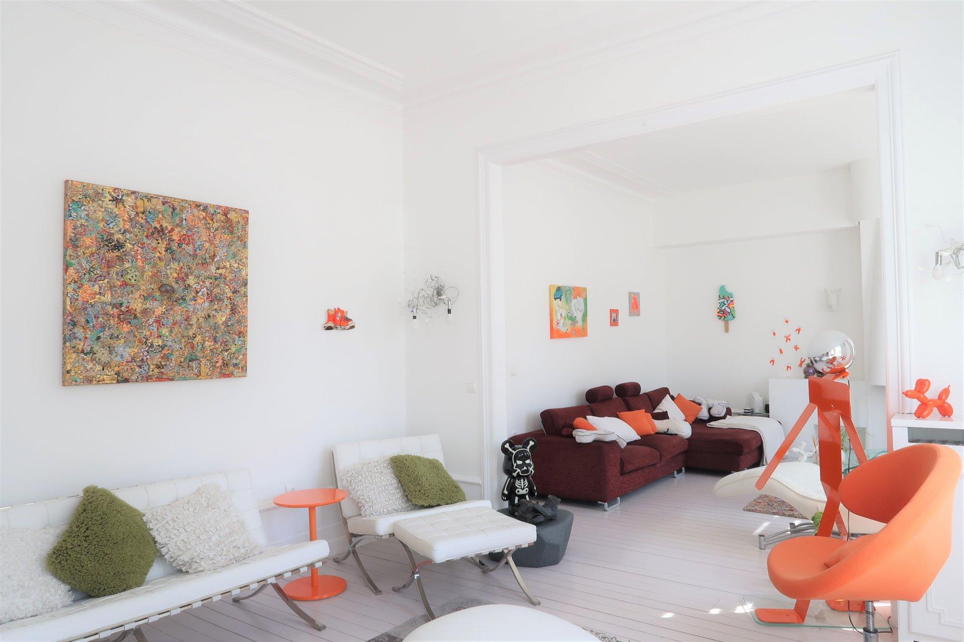 Maison bourgeoise - 312m2 - Amiens centre ville