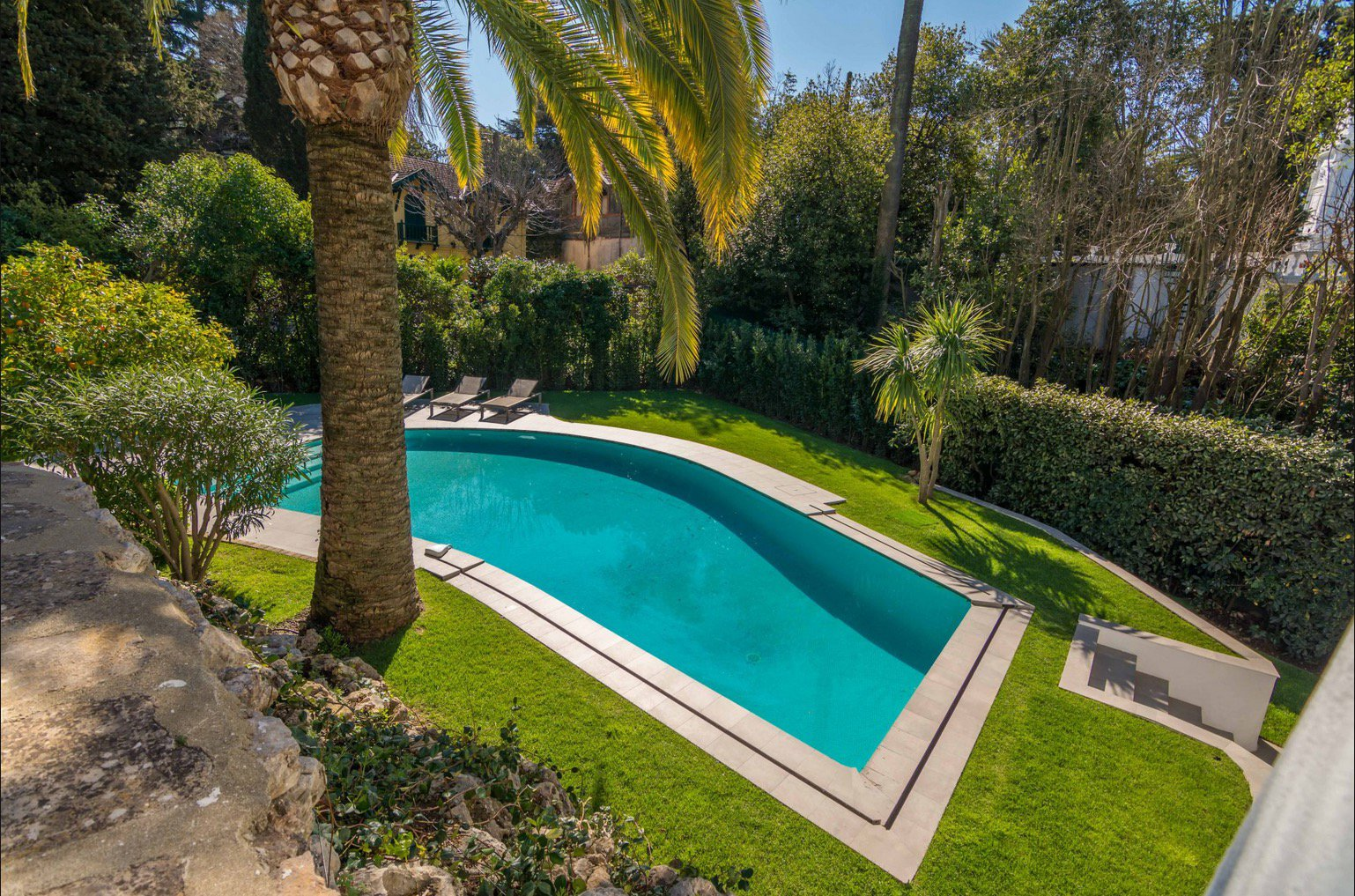 Cannes Montfkeury, luxurious  modern property 260sqm Croisette on foot