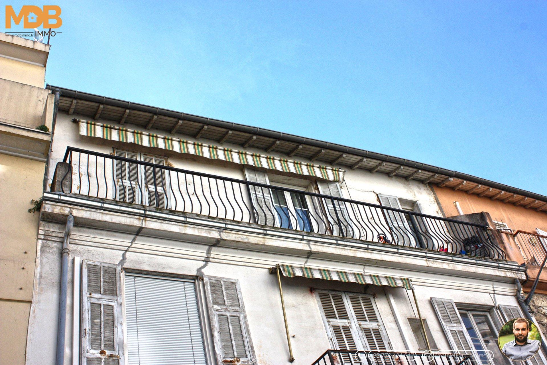 Nice centre - 173 m2 à aménager - idéal investisseurs !
