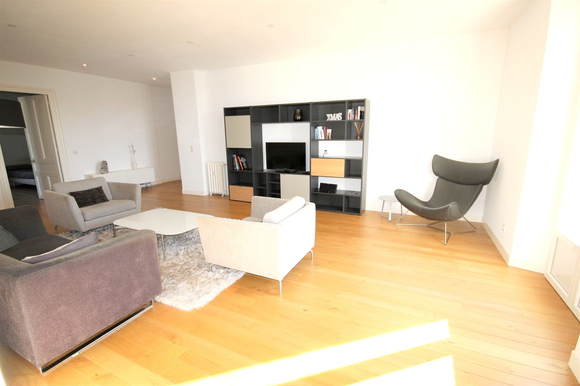 CANNES SALE 5 ROOMS RESIDENCE BOURGEOISE QUIET CLOSE CENTER