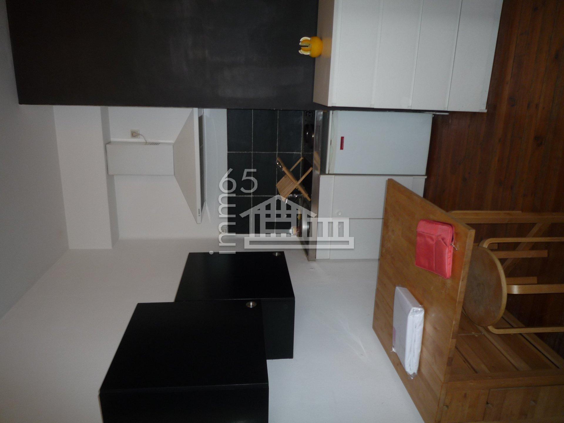 Loue studio meublé quai de l'adour
