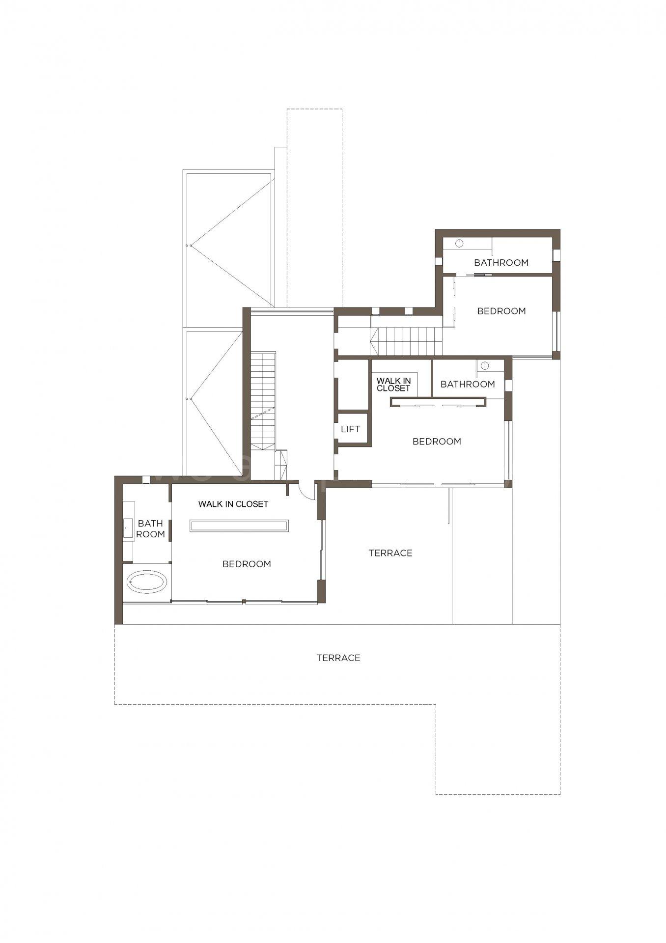 SÅLD · Nybyggd modern villa i charmig by