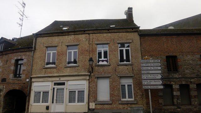 Immeuble de rapport proche centre ville de Solre Le Château