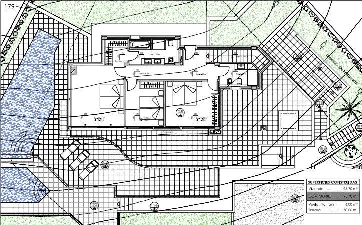 Nieuw gebouwde luxe villa in Calpe