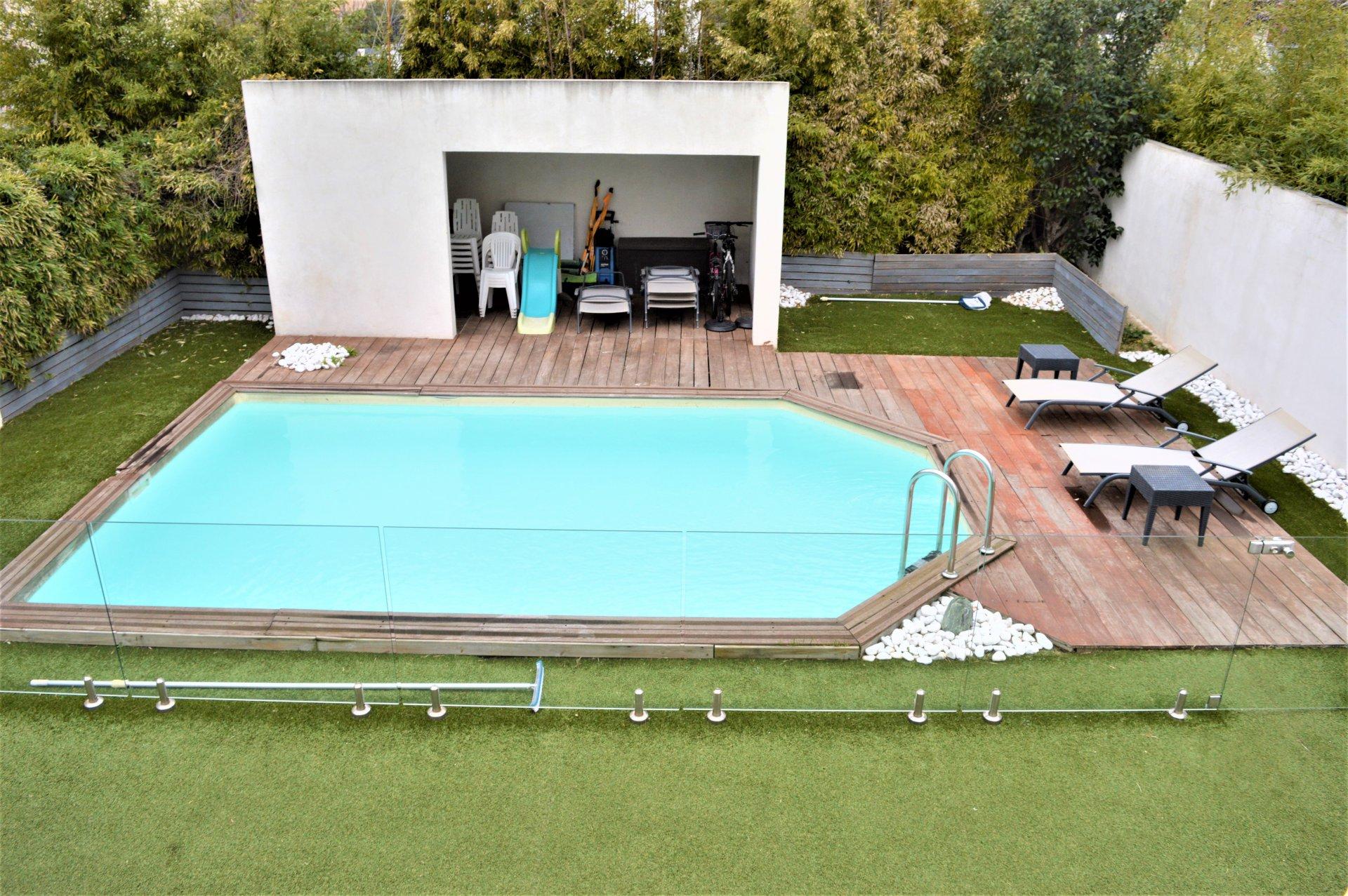 Rental Villa - Marseille 9ème Mazargues