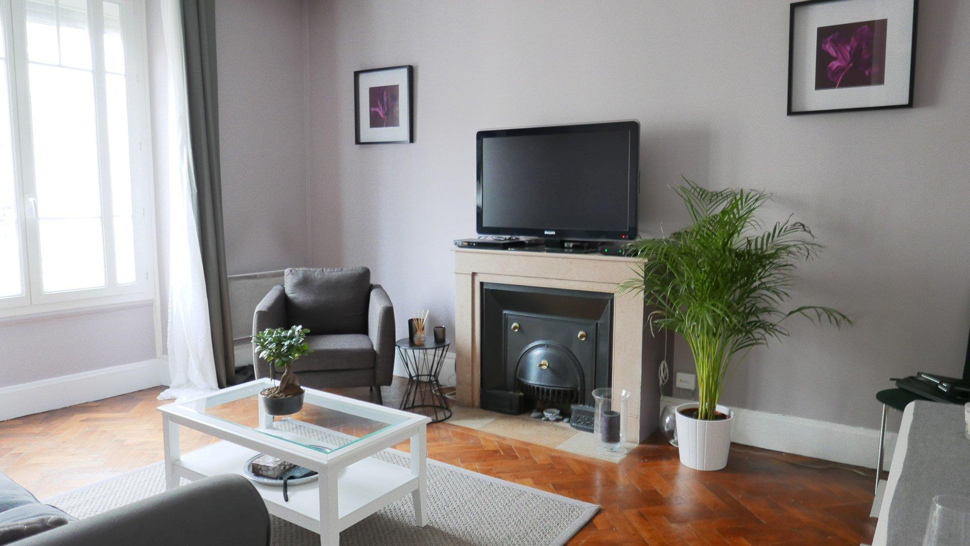 Achat Appartement Surface de 51.8 m², 2 pièces, Lyon 3ème (69003)
