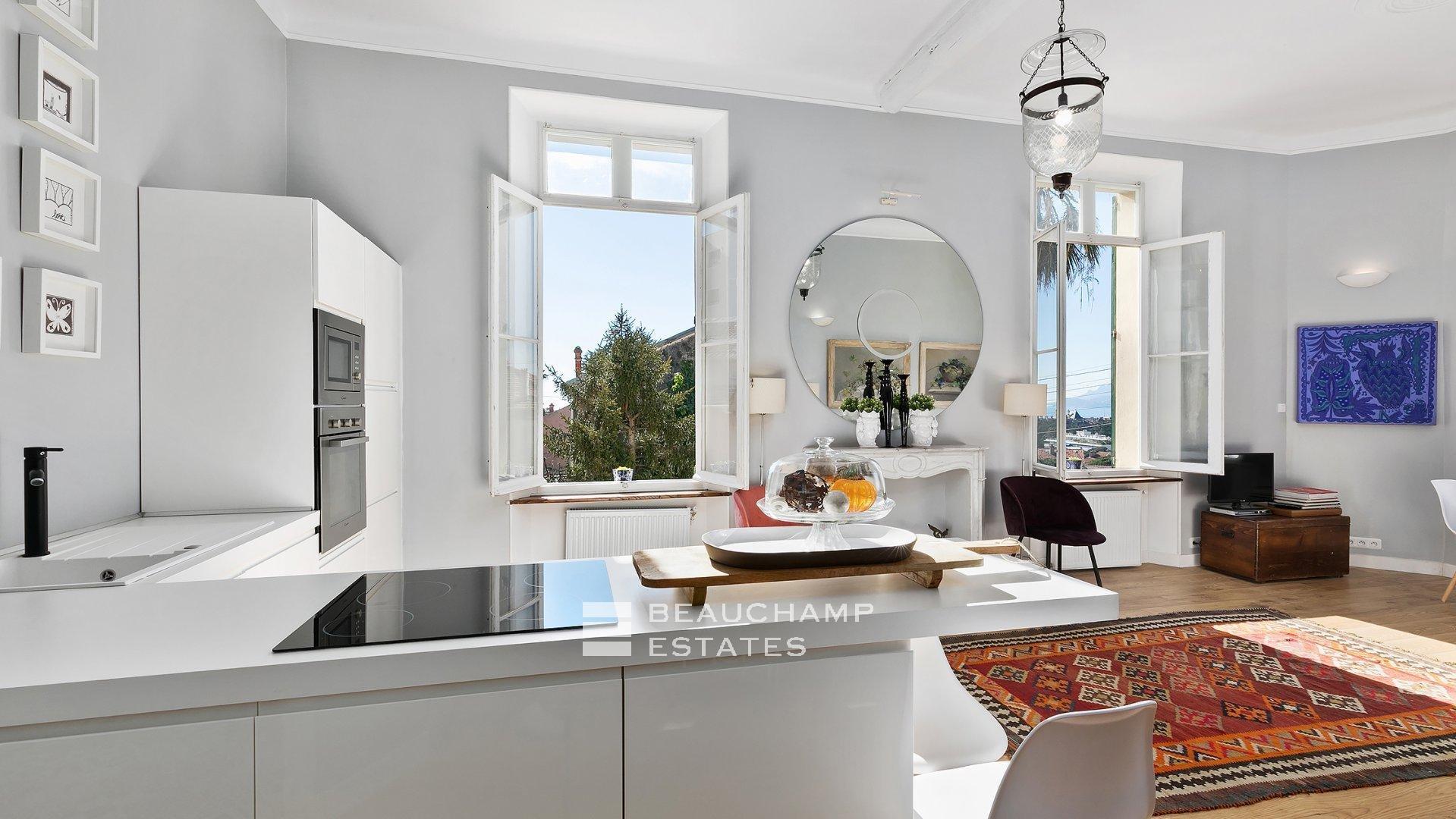 Superbe Maison de Villa de 5 Chambres, Proche Croisette