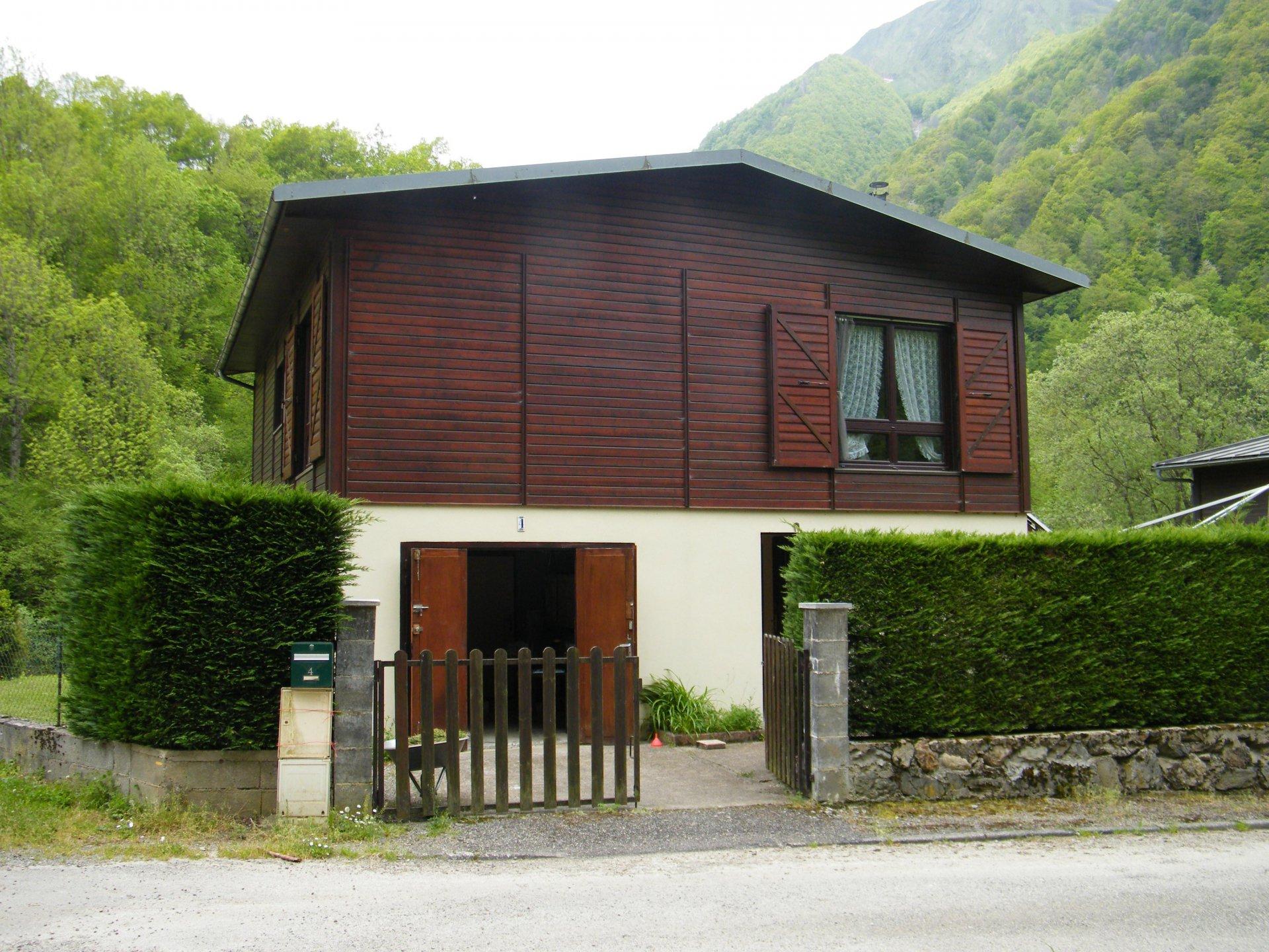 Chalet en Ariège
