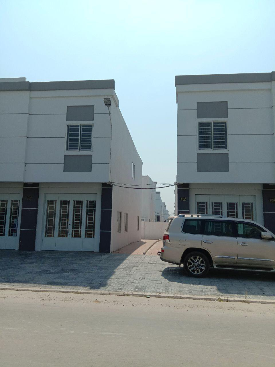 Two Flats For Sale.