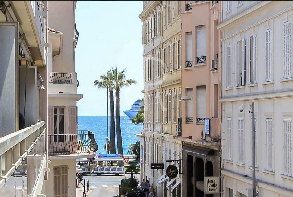 Cannes Carré d'Or Ideally located apartment