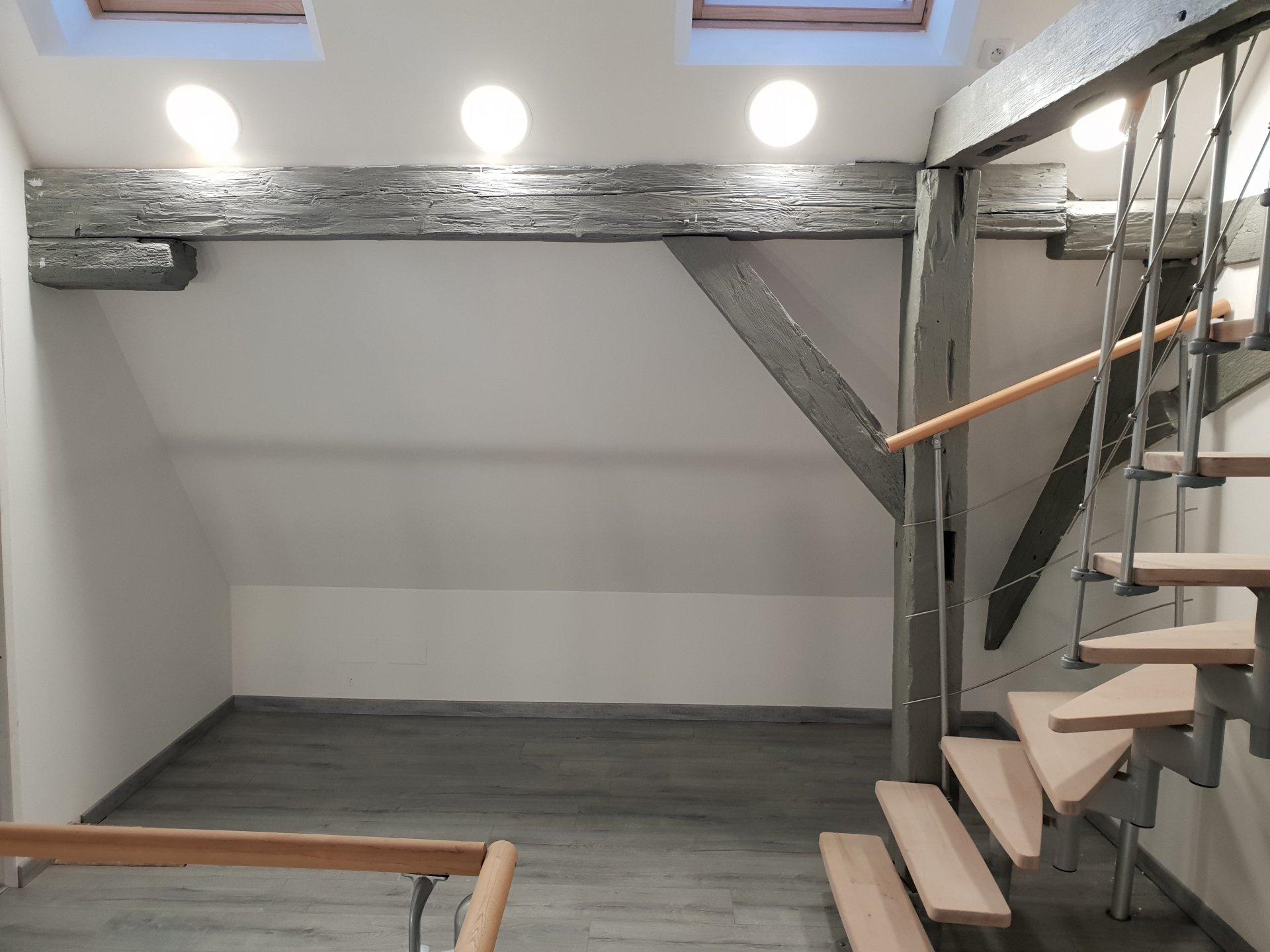 Duplex Renové dans corps de ferme !!!