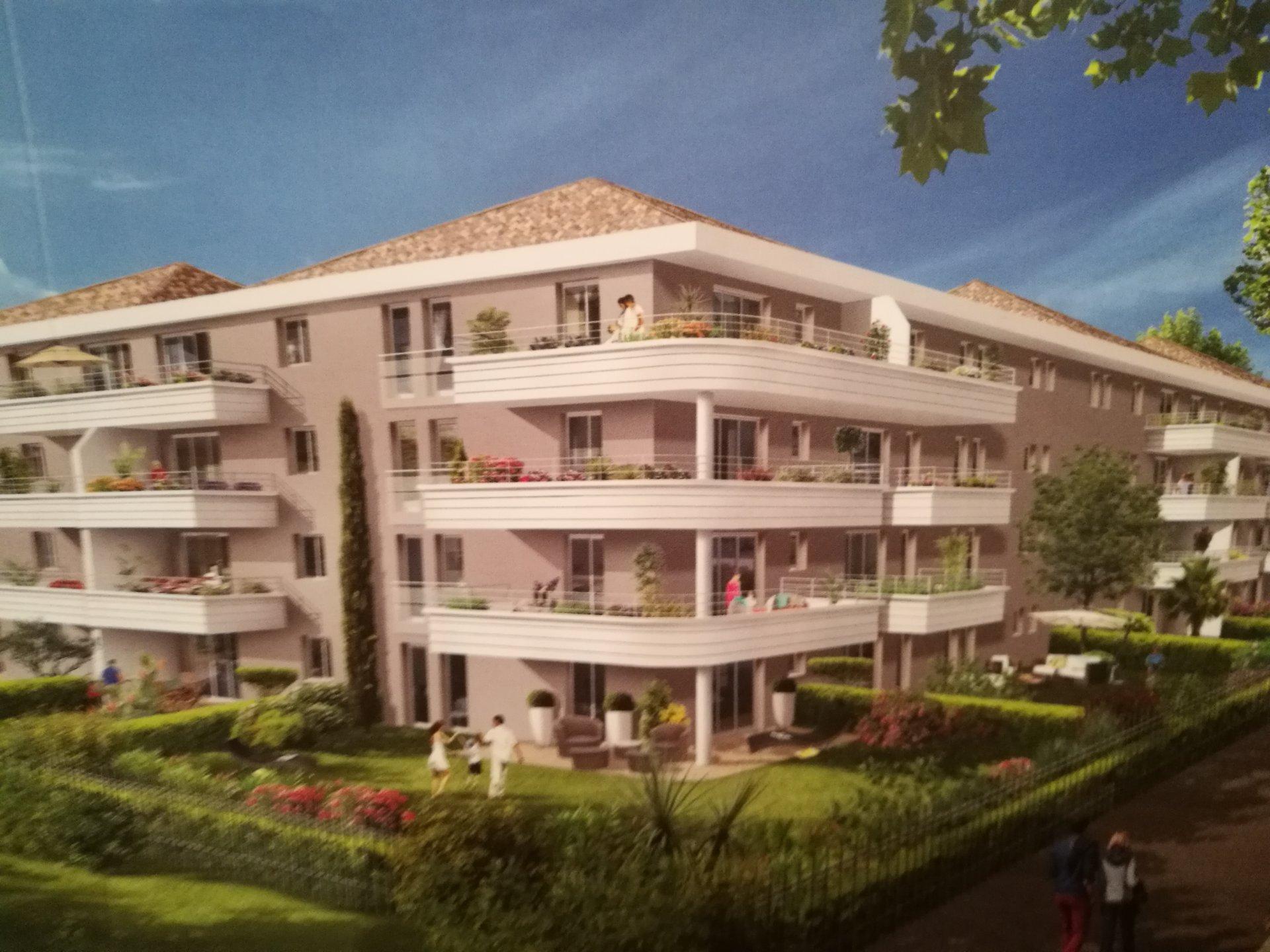 Appt T3 de 65 m² LE CLOS MARIUS CHALVE
