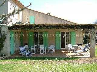 Villa, area : Route des Plages close to the hotel « La Romarine »