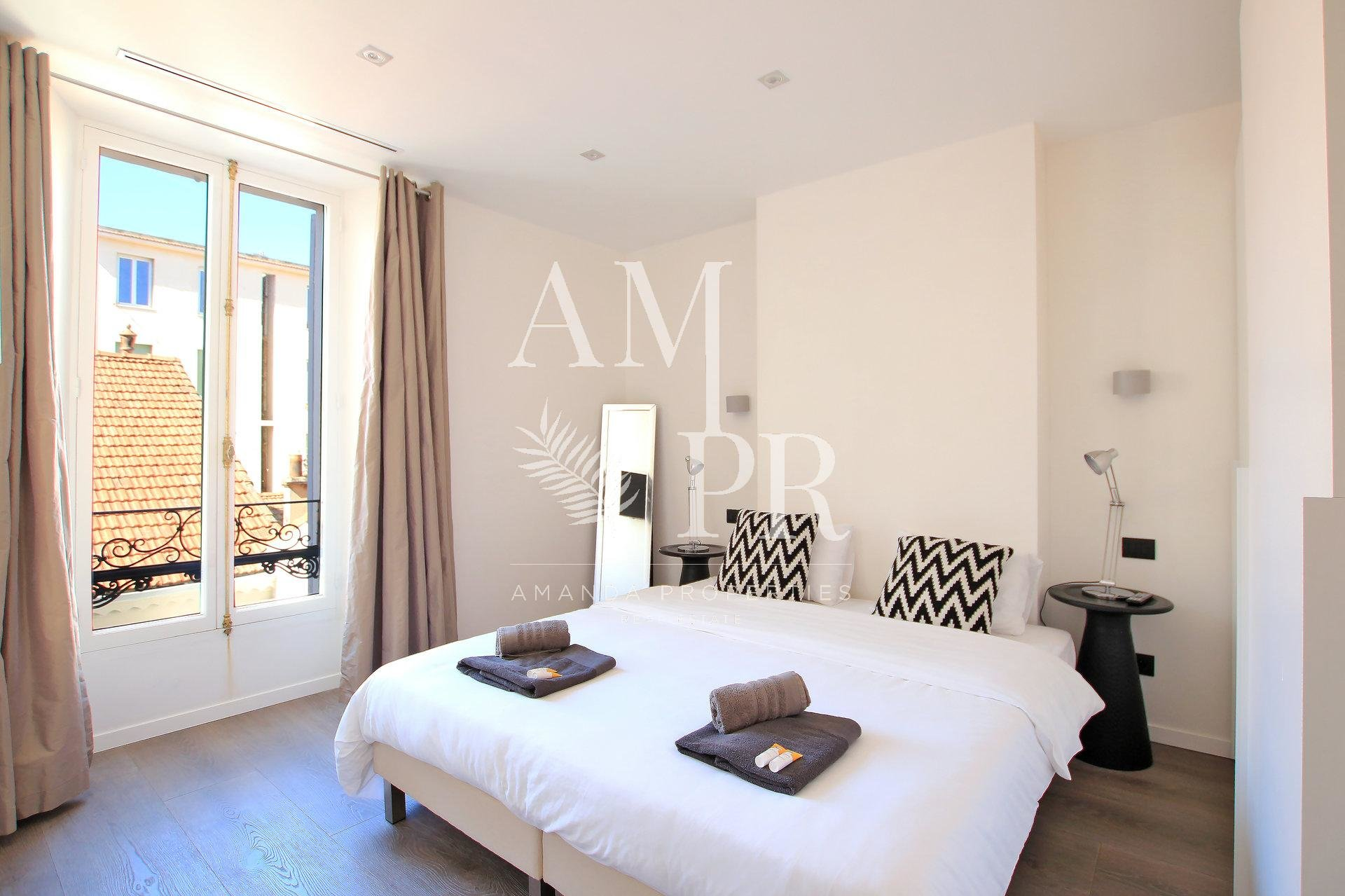 - CANNES DOWNDOWN - LUXUOUS MODERN APARTMENT 8 PEOPLE CONGRESS