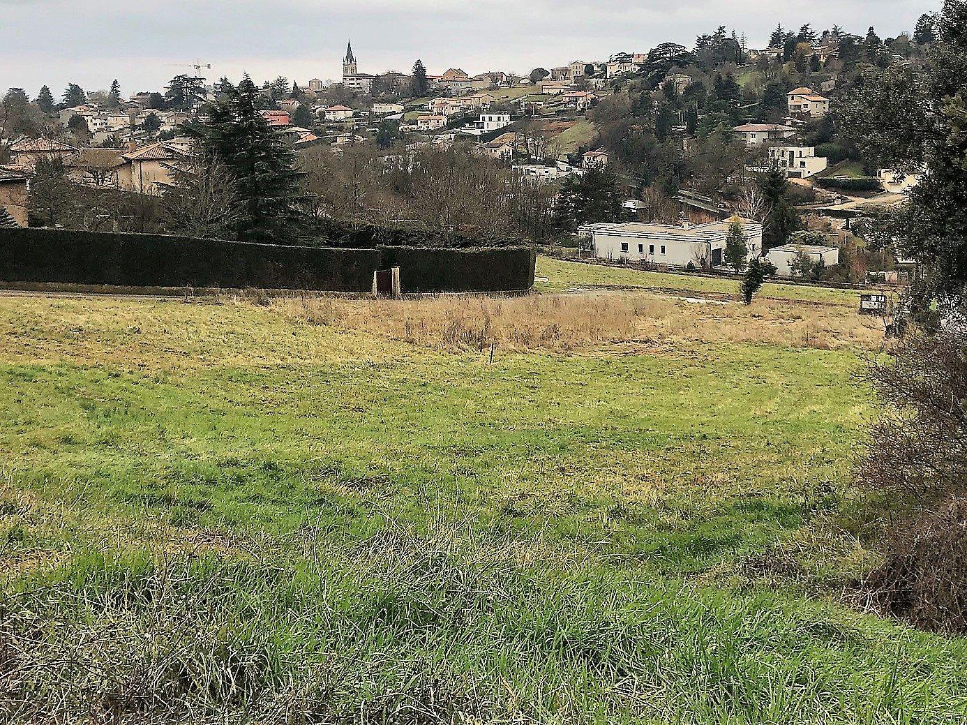 Vente Terrain constructible Saint-Didier-au-Mont-d'Or