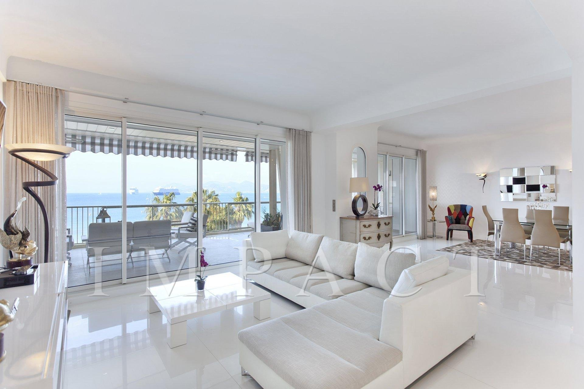 beautiful penthouse to rent Cannes