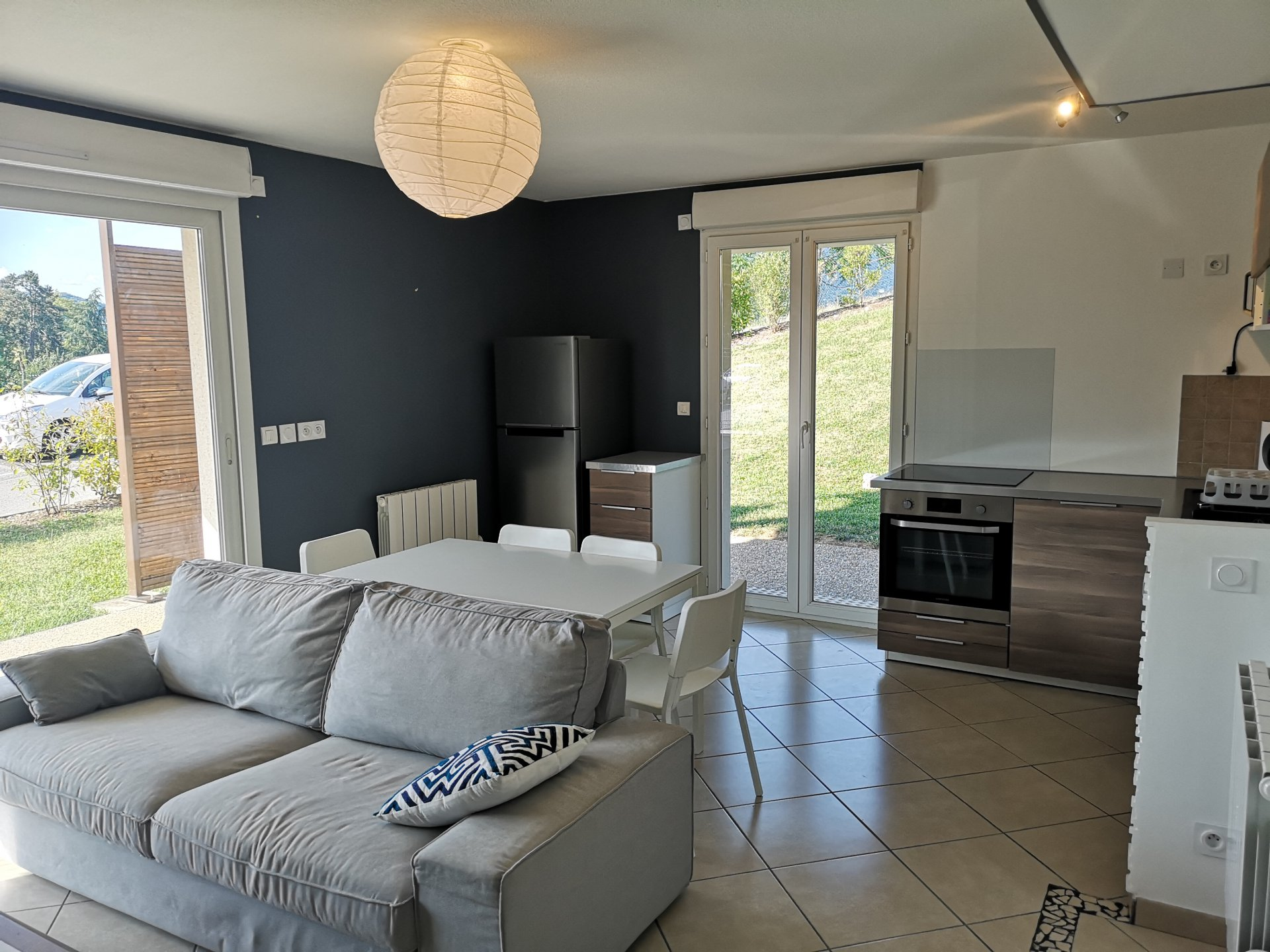 Rental Apartment - La Ravoire