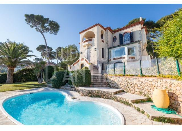 Magnificent apartment to rent in Cap d'Antibes