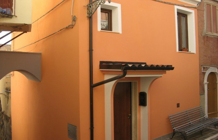 Sale Terraced house - Bussi sul Tirino - Italy