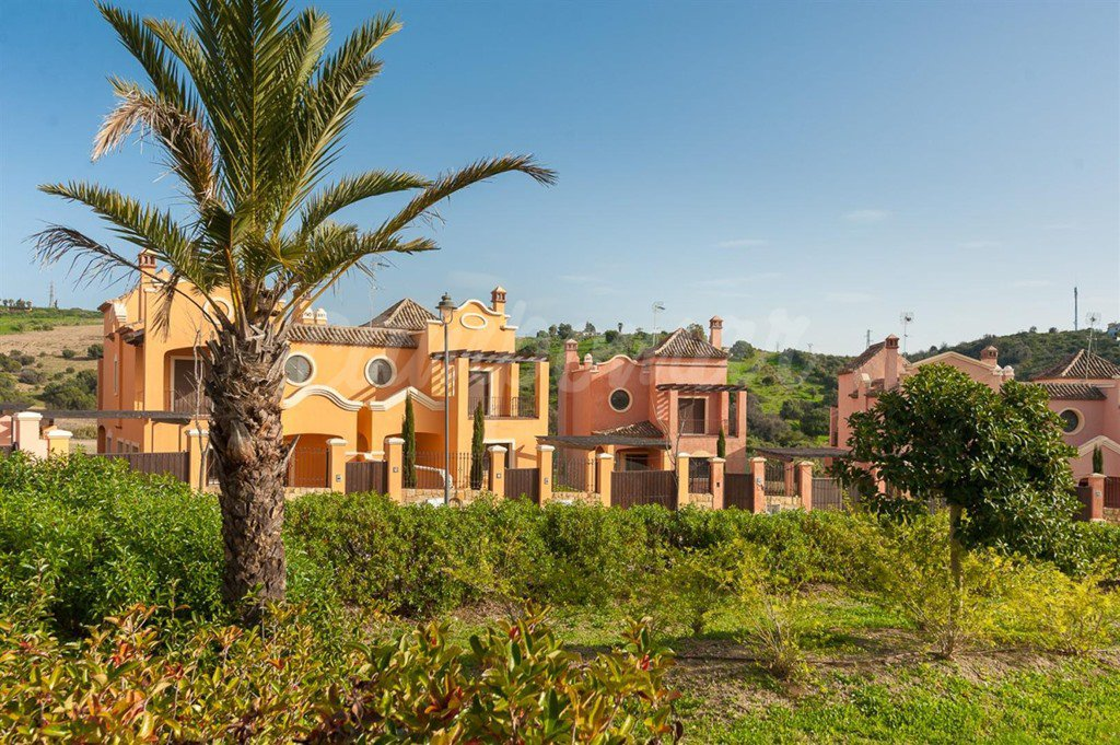 Modern homes in Estepona