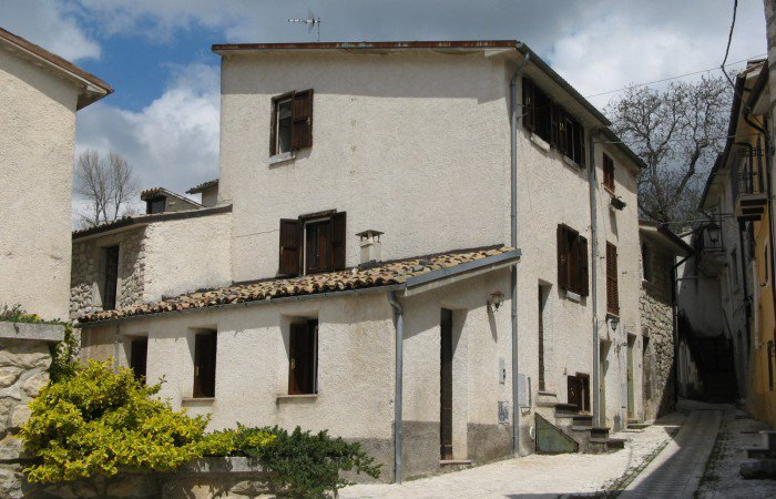 Sale Terraced house - Sant'Eufemia a Maiella - Italy