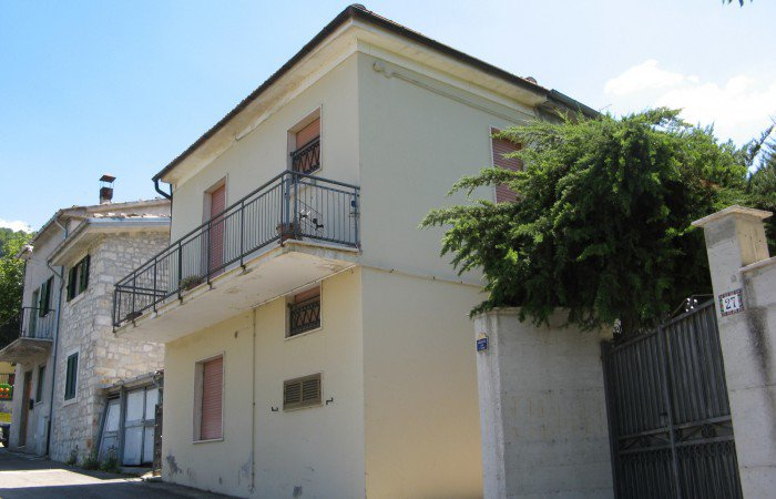 Sale Townhouse - Caramanico Terme - Italy