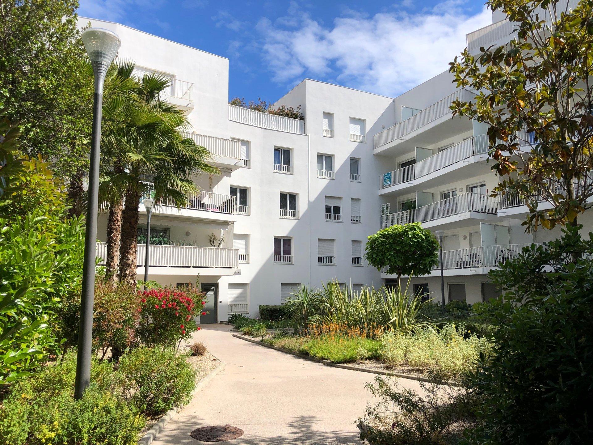 4-P Appartement neuf Cannes Quartier des Anglais