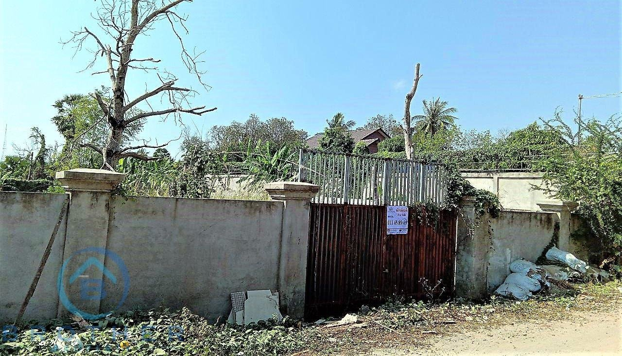 Land for Sale at Prek Eng