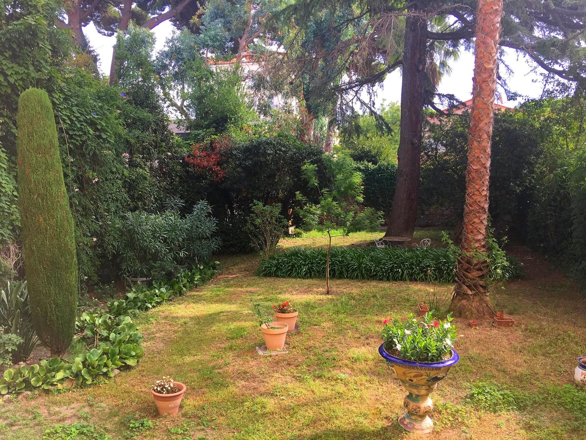 CANNES SALE 2/3 ROOMS IN LAST FLOOR HOUSE BOURGEOISE CALM ABSOLUTE