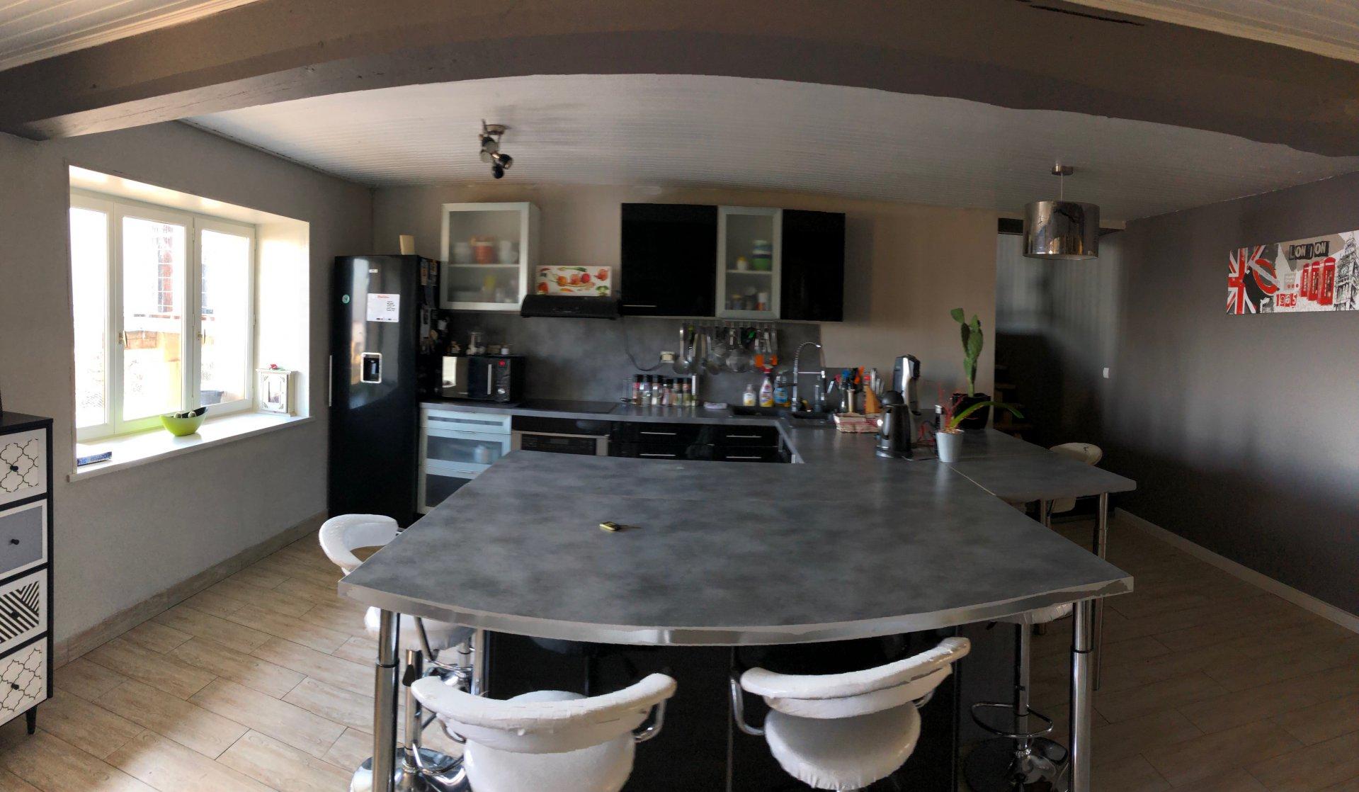 Küchen Bar, Kücheninsel