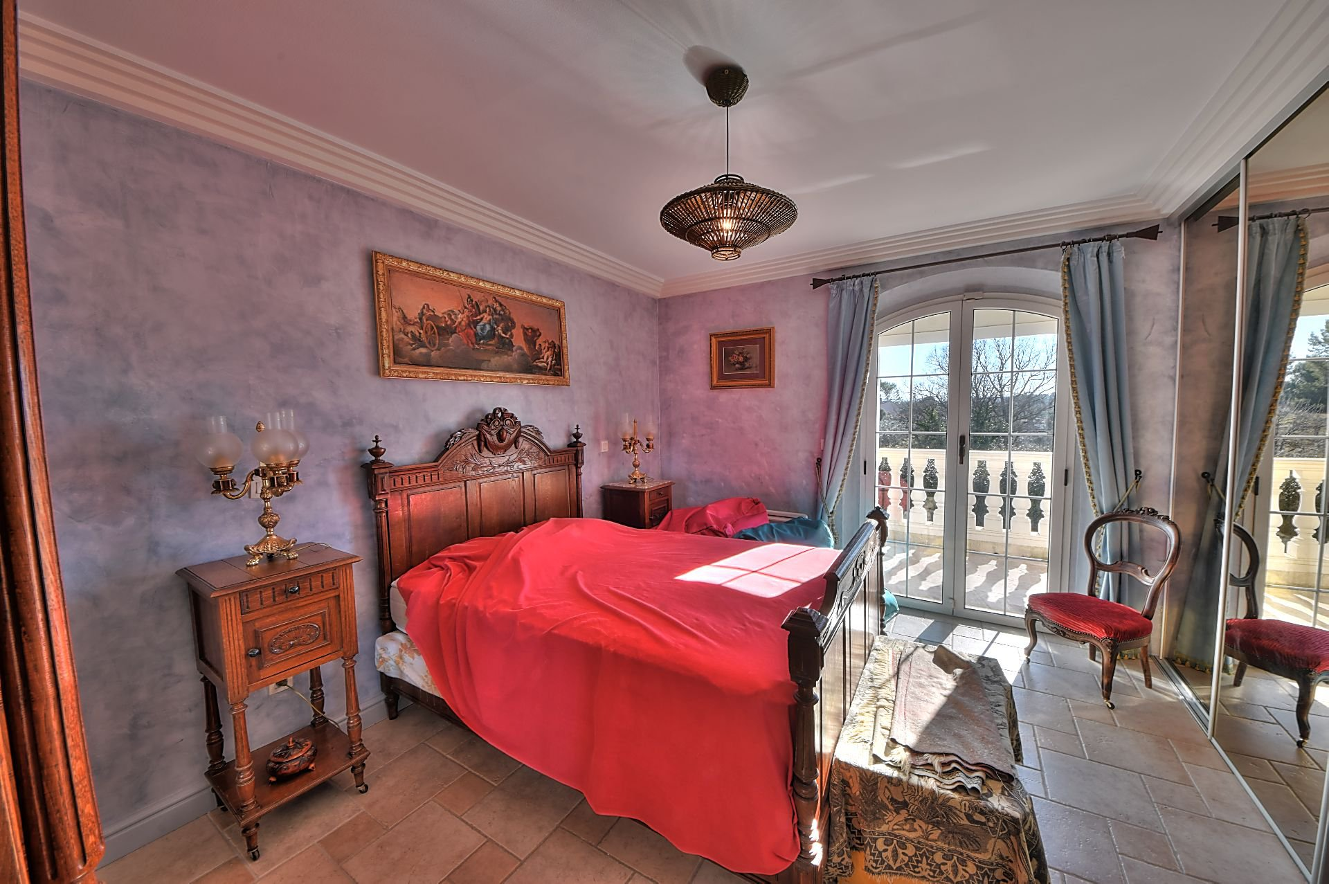 Villa de grand standing dans parc arboré, Trans en Provence, Var