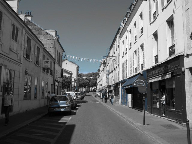 Sale Retail - Versailles