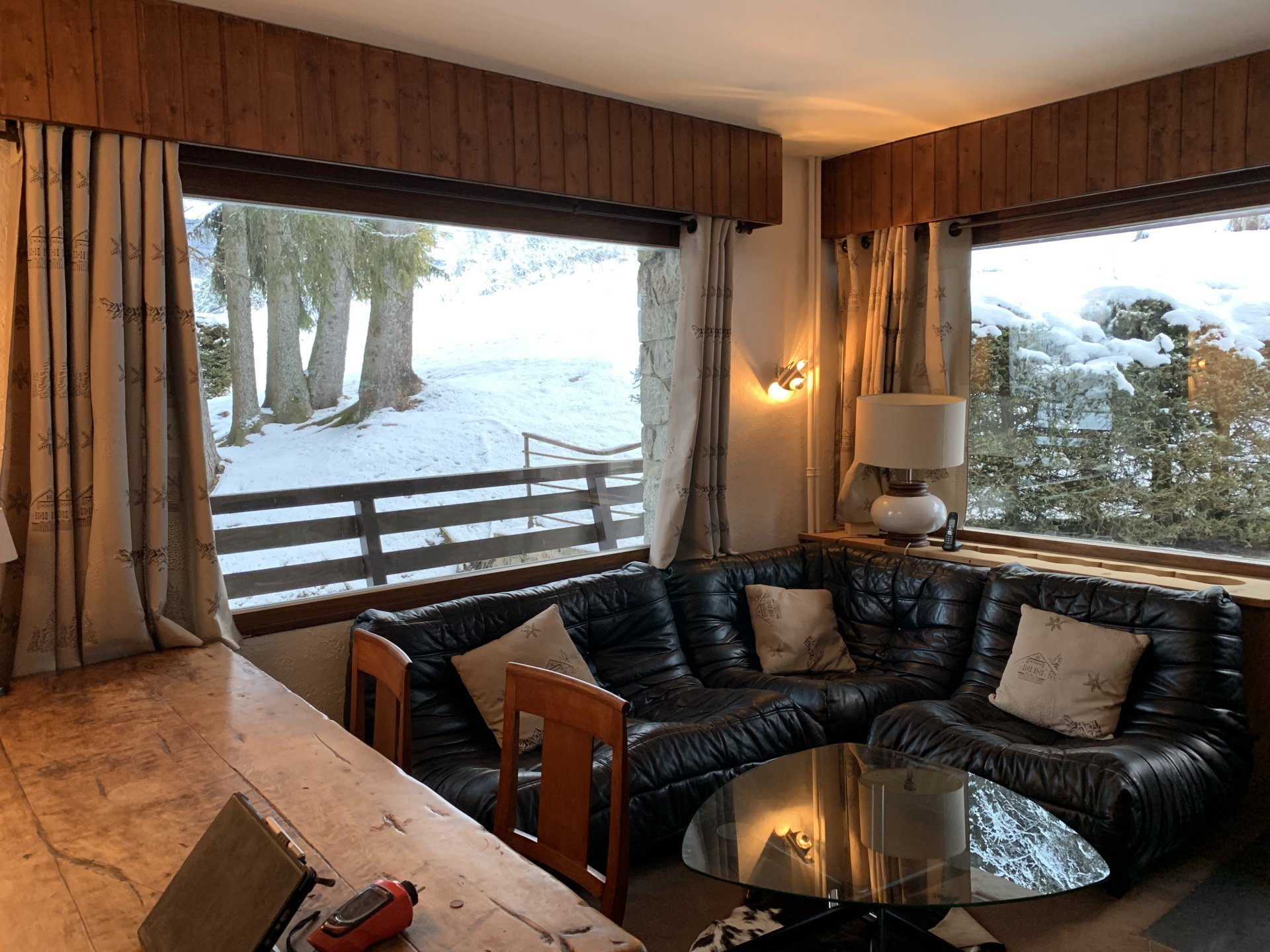 MEGEVE ROCHEBRUNE APPARTEMENT 69 M²