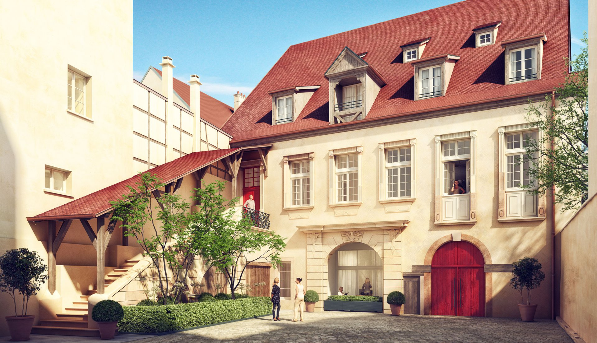 Programme Immeuble - Colmar
