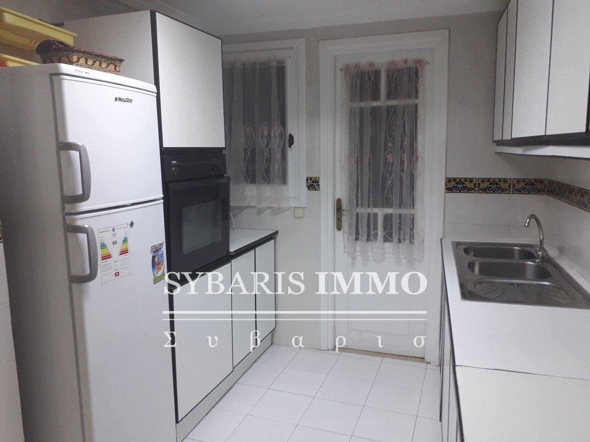 LOCATION APPARTEMENT MEUBLE
