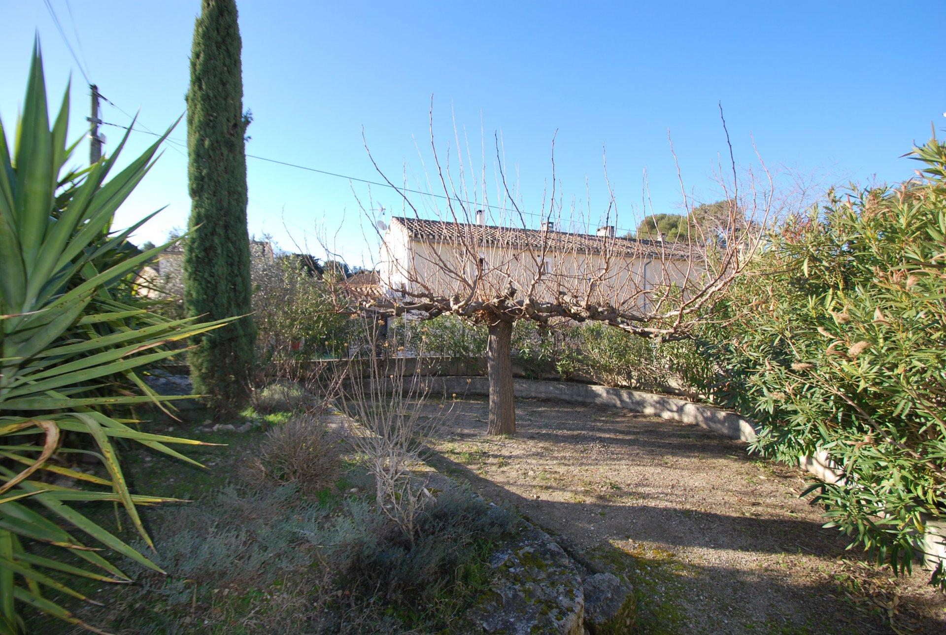 Maison avec cour et jardin dans le village