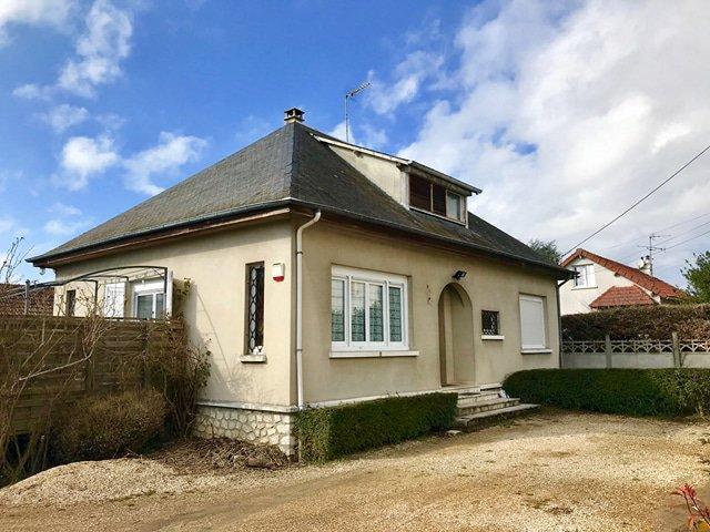 Montigny sur Loing : Maison 5 pièces 148 m2