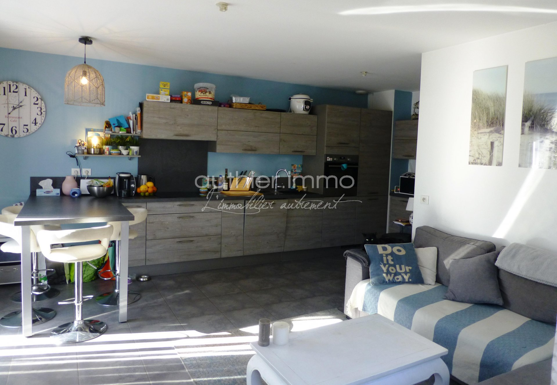 Sale Apartment - Antibes La Fontonne