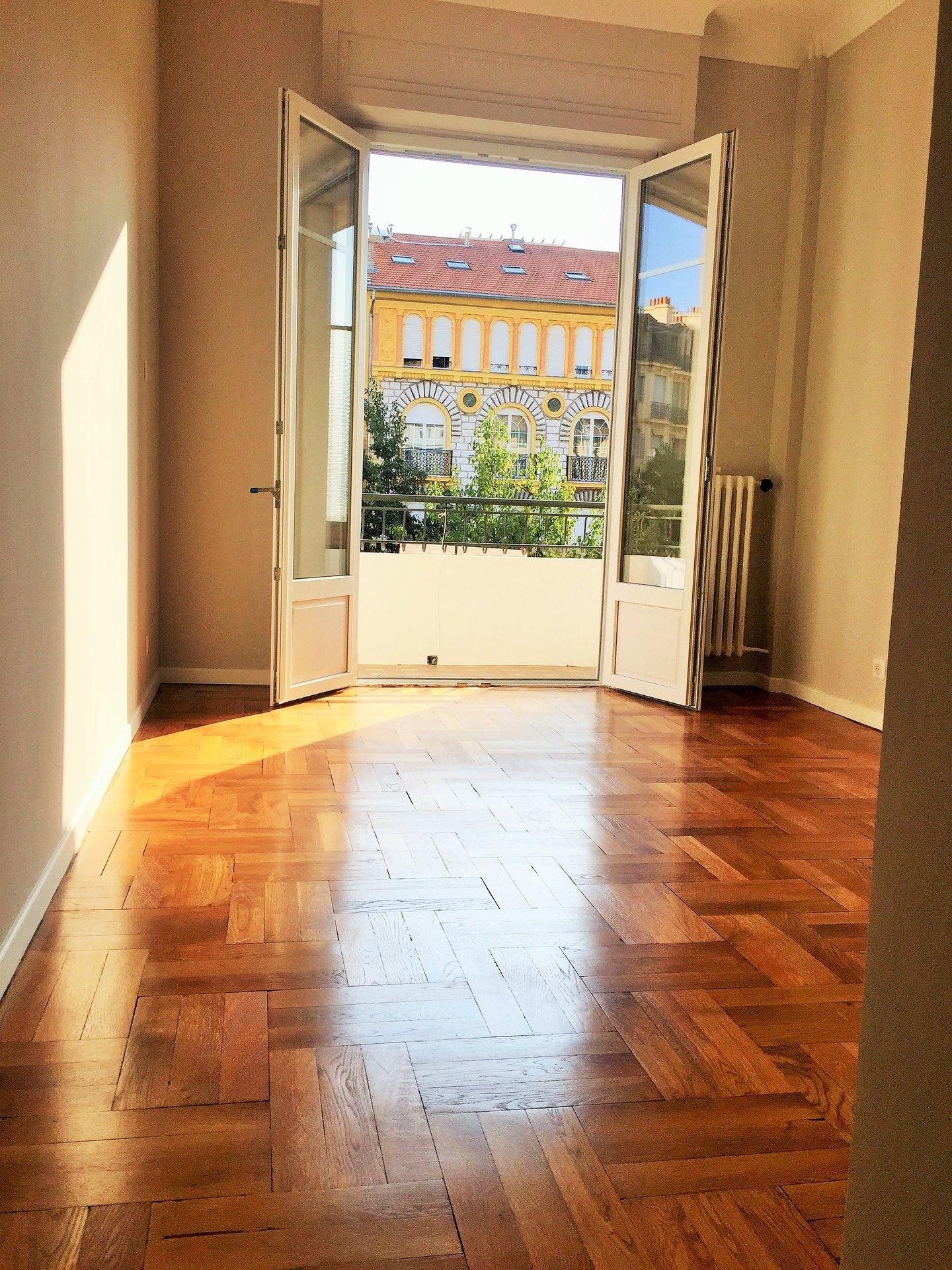 Appartement 60m² 3p Nice Malausséna