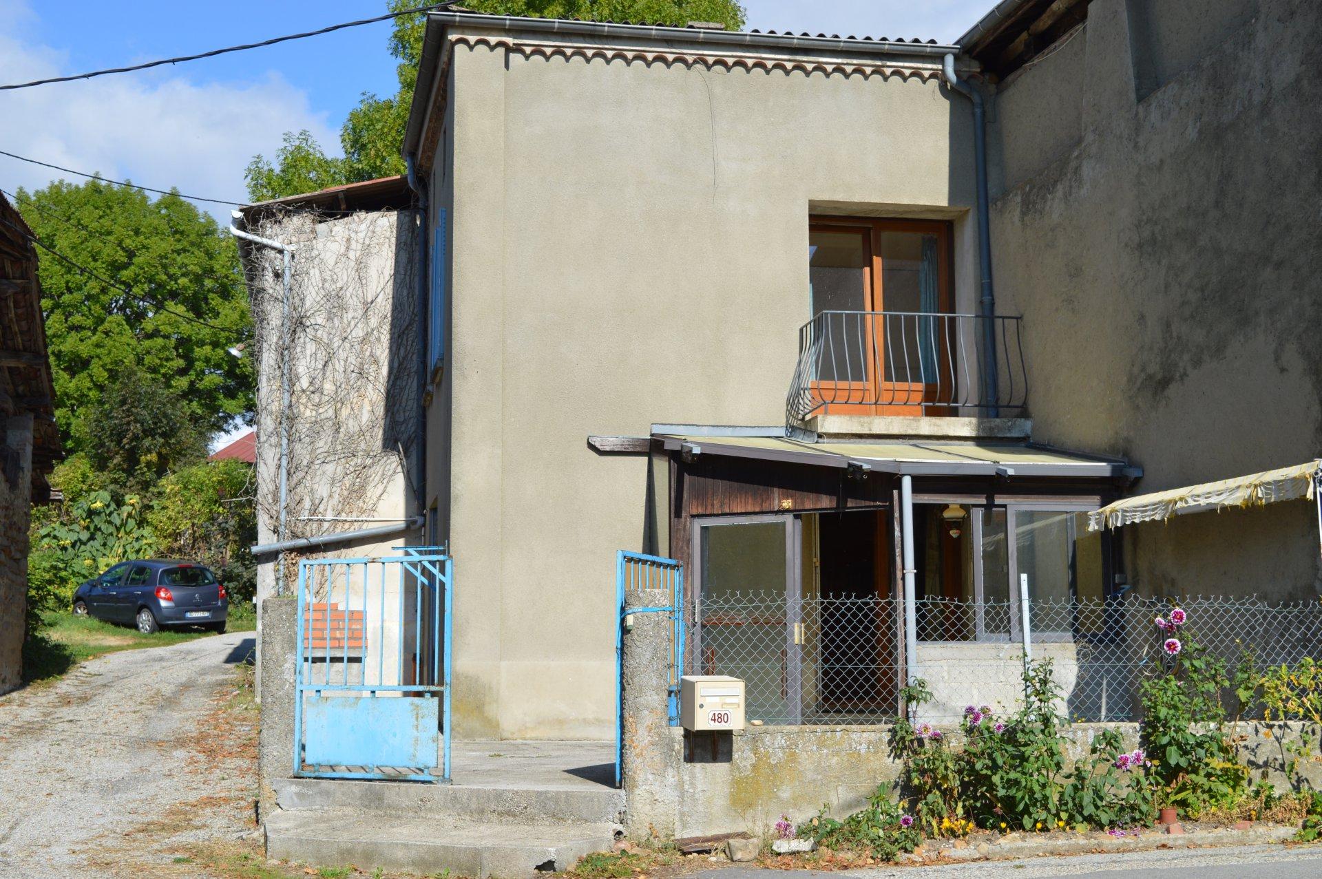 maison de Village à finir de rénover