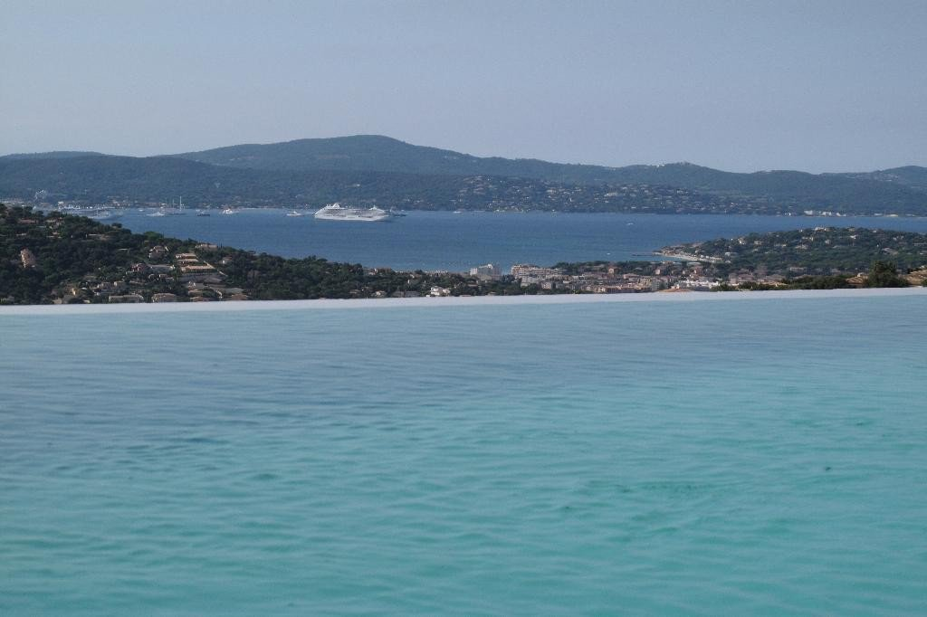 For Sale magnificent property offering an exceptional sea view of 360° over the bay of Saint Tropez. ...