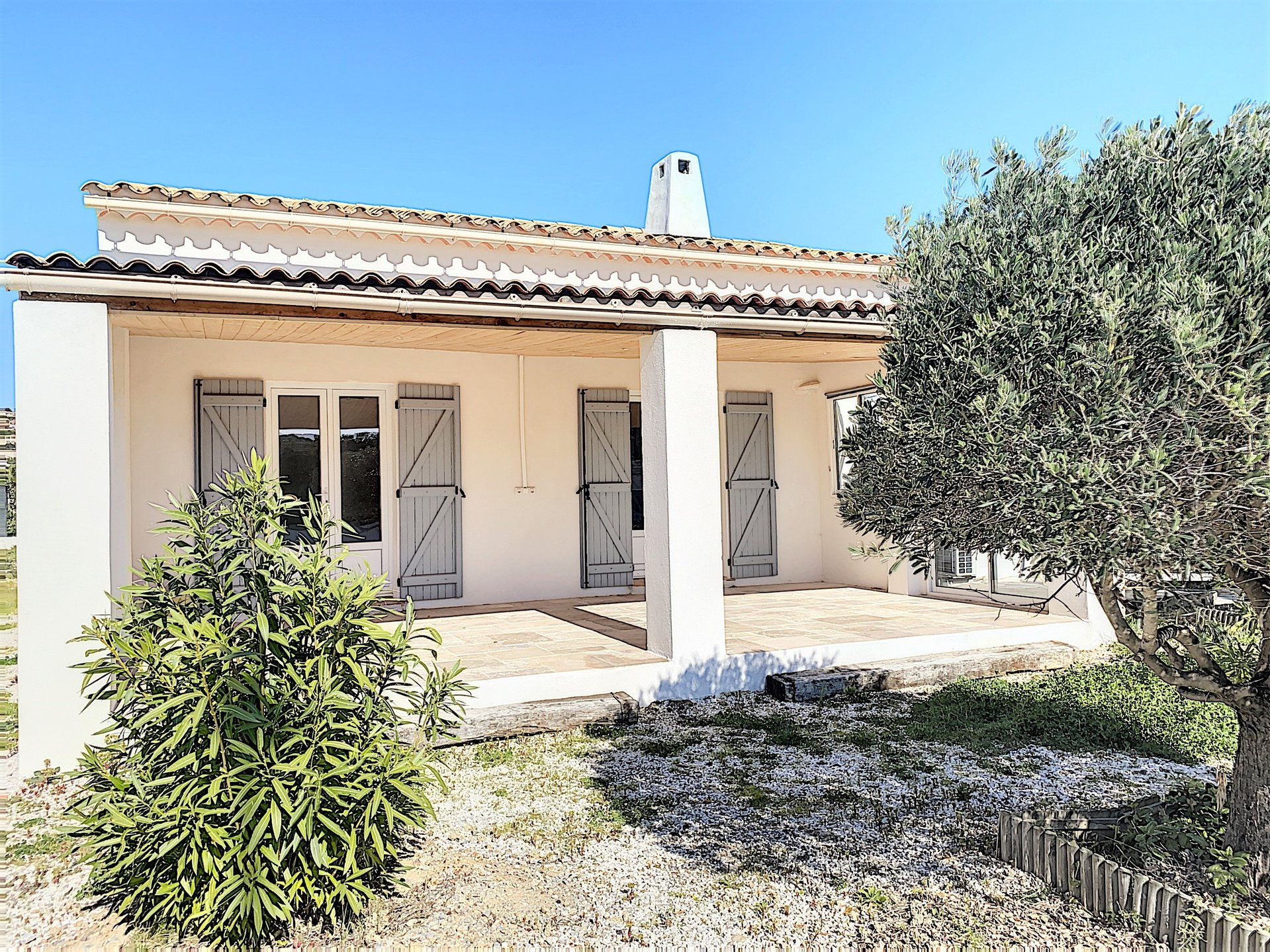 Villa provençale rénovée à vendre à Sainte Maxime