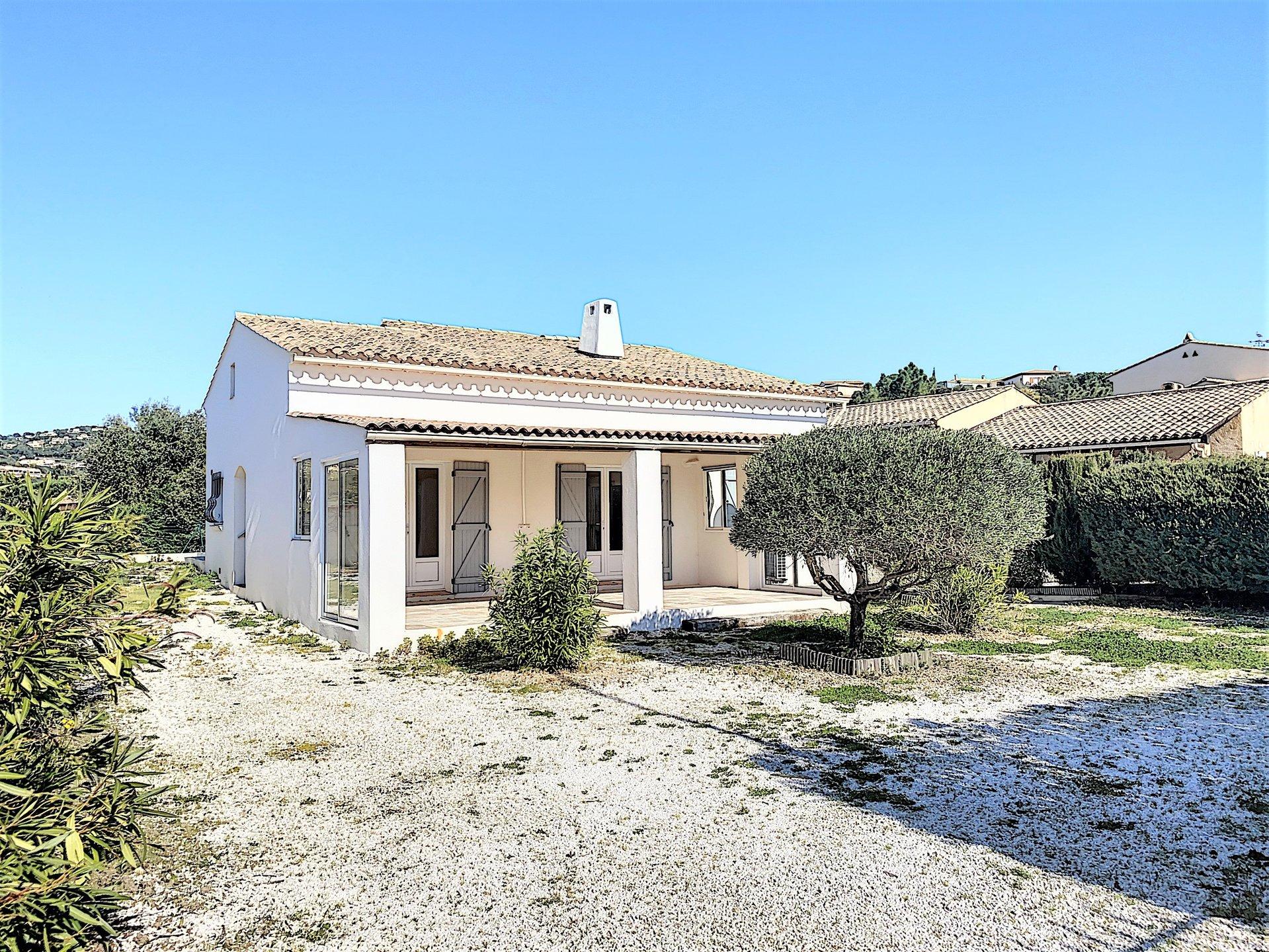 Sainte Maxime provencal renovated villa for sale