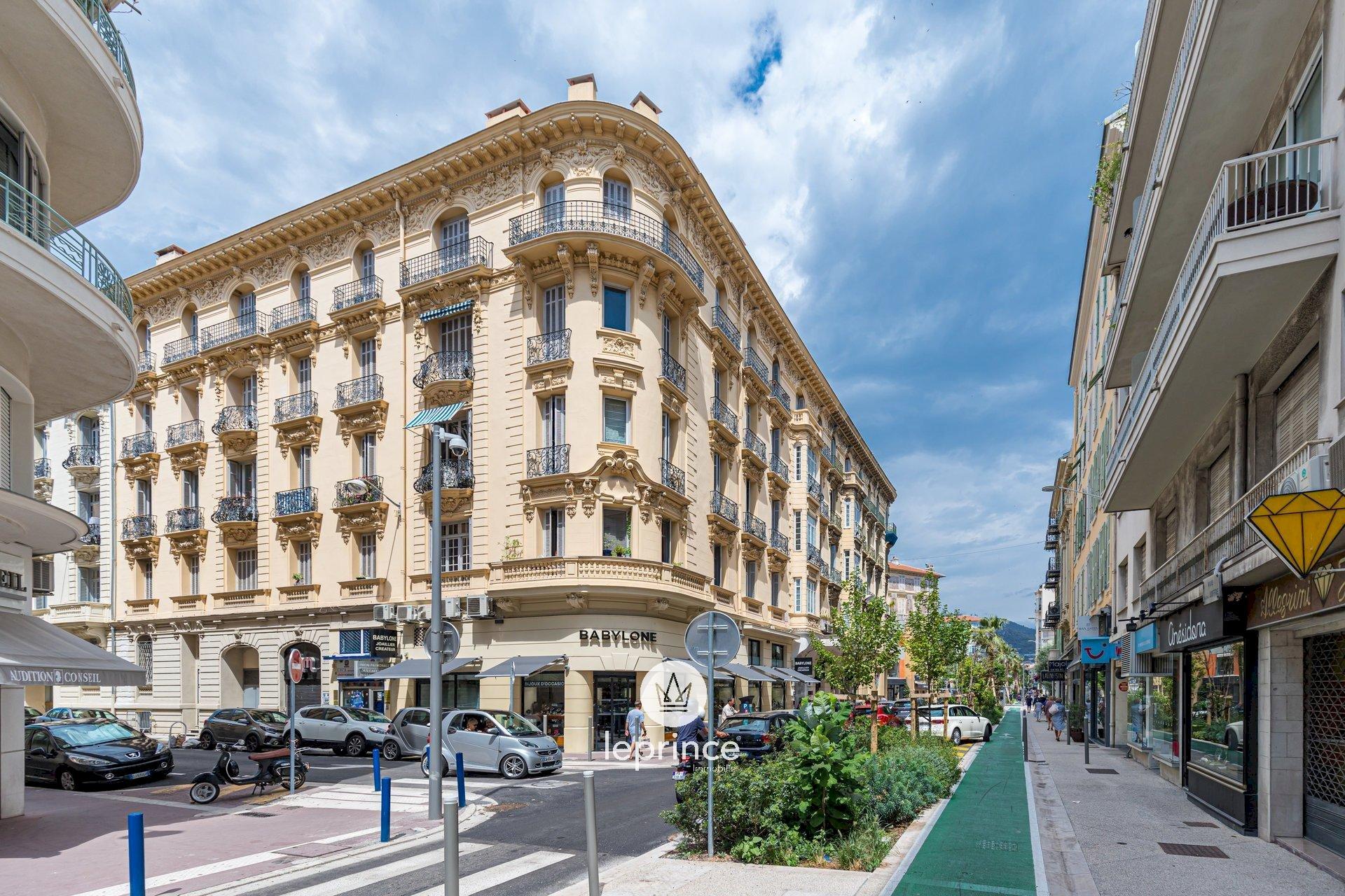 Nice Carré d'or - Boutique - Droit au bail
